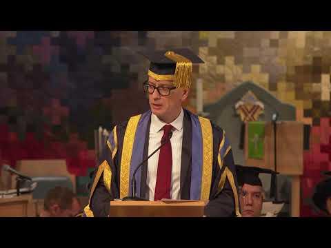 Chelmsford Graduation Ceremony (11am), Friday 11 October 2019