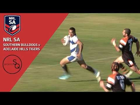 Adelaide Hills Tigers vs Southern Bulldogs | NRL SA ISC Cup | Round 05