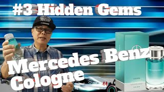 Gambar cover #3 Hidden Gem: Mecedes Benz Cologne -Parfum Review Indonesia