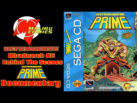UltraSearch #7: Behind The Scenes Prime Documentary From Prime Sega CD