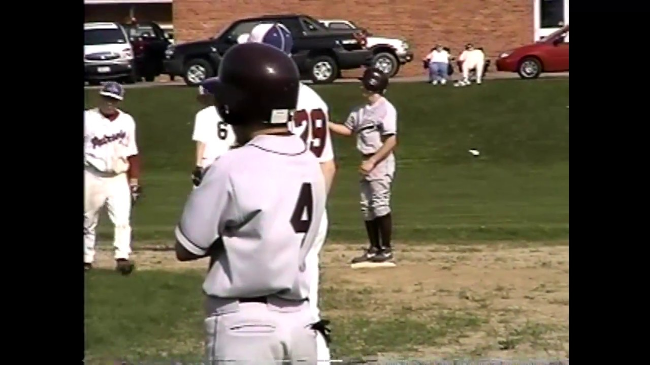 NCCS - AuSable Valley Baseball  5-20-03