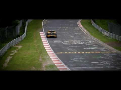 """Dijon Auto Racing Megane RS 500 Nurburgring  (Ron SIMMONS, Sabine SCHMITZ """"taxiring"""", RSR NURBURG)"""
