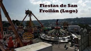 Fiestas de San Froilán (Lugo) 2019 Resumen | Atracciones de Feria| concierto Don Patricio