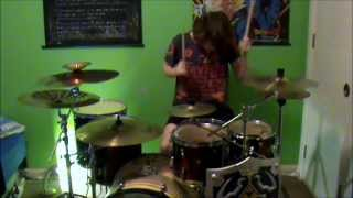 A Bullet For Pretty Boy - Patterns Drum Cover