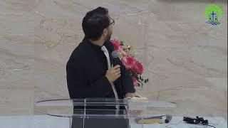LIVE - IPMN  - CULTO  TEMA: REAÇÕES INADEQUADAS A JESUS.  SEMINARISTA CAIO CRUZ
