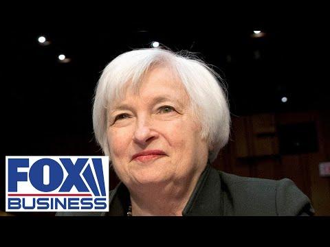 Senate approves Janet Yellen's nomination for Treasury Secretary