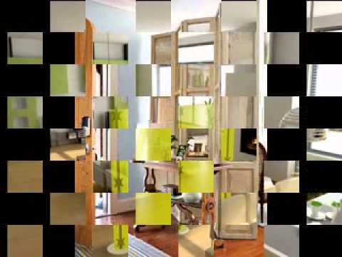 Creative room divider design decor ideas youtube - How to decorate my room divider ...