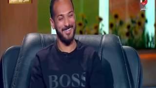 """شاهد رد فعل وليد سليمان على لقب """" ميسى الكرة المصرية """" من جانب ملادينوف"""