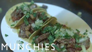 Mezcal & Tacos in Oslo: Chef