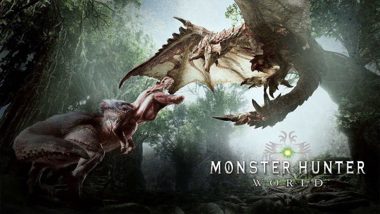 2018a4e3e842 SZÖRNY VADÁSZ VILÁG | Monster Hunter World /w Hard Mode - 01.26 ...