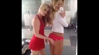 Sexy girl webcam show