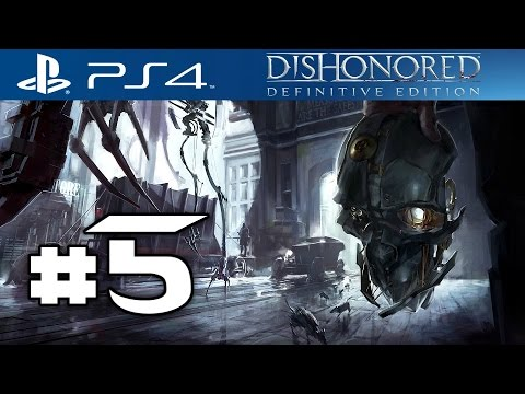 Dishonored definitive edition, ps4, xbox one, pc, trophies.