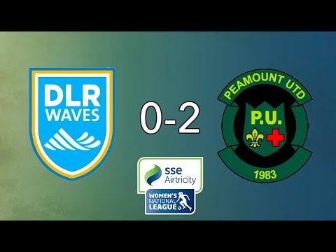 WNL GOALS GW8: DLR Waves 0-2 Peamount United