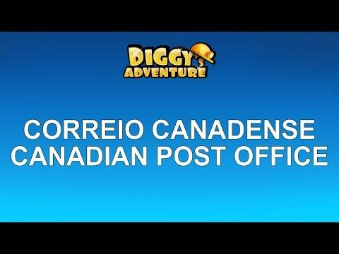 CORREIO CANADENSE (CANADIAN POST OFFICE)
