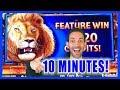 🐯👑 Sunset King - AMAZING Bonus Retriggers! ☀ Brian Christopher Slots