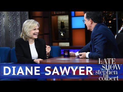 Diane Sawyer Interviewed Trump In 1999