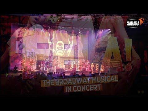 #SaharaENT: Fela! The Broadway Musical Concert in Lagos