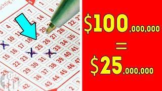 11 Secrets Lotteries Don
