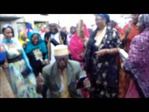 TOIRAB FEMMES – MARIAGE D'ALI IBRAHIM & MARIE AHMED