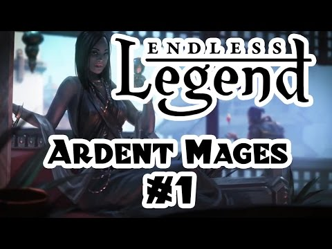 Endless Legend - Ardent Mages #1