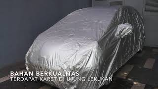 Cover Sarung Selimut Tutup Mobil Waterproof Outdoor Avanza Xenia Sigra Calya Brio Agya Ayla Keiko