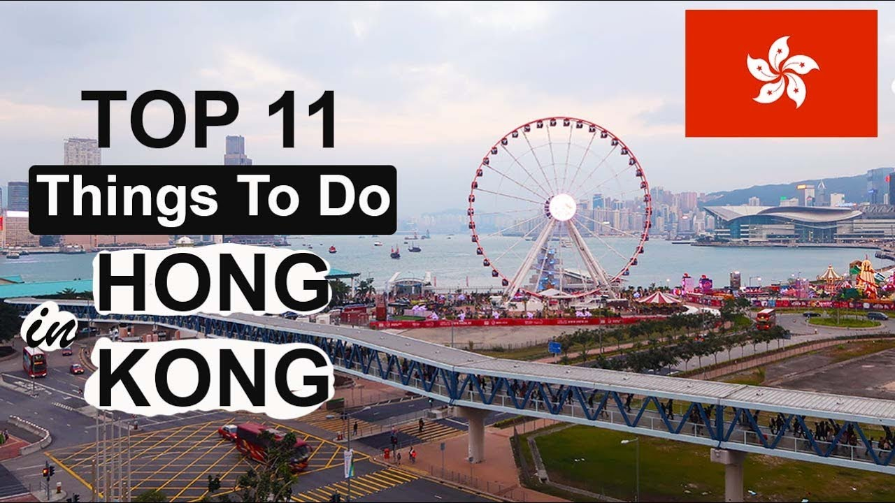 11 Things To Do In Hong Kong Holiday Travel Guide 2019