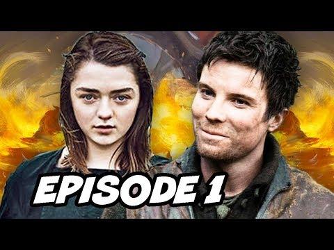 Game Of Thrones Season 8 Episode 1 Preview Easter Eggs Breakdown Mp3