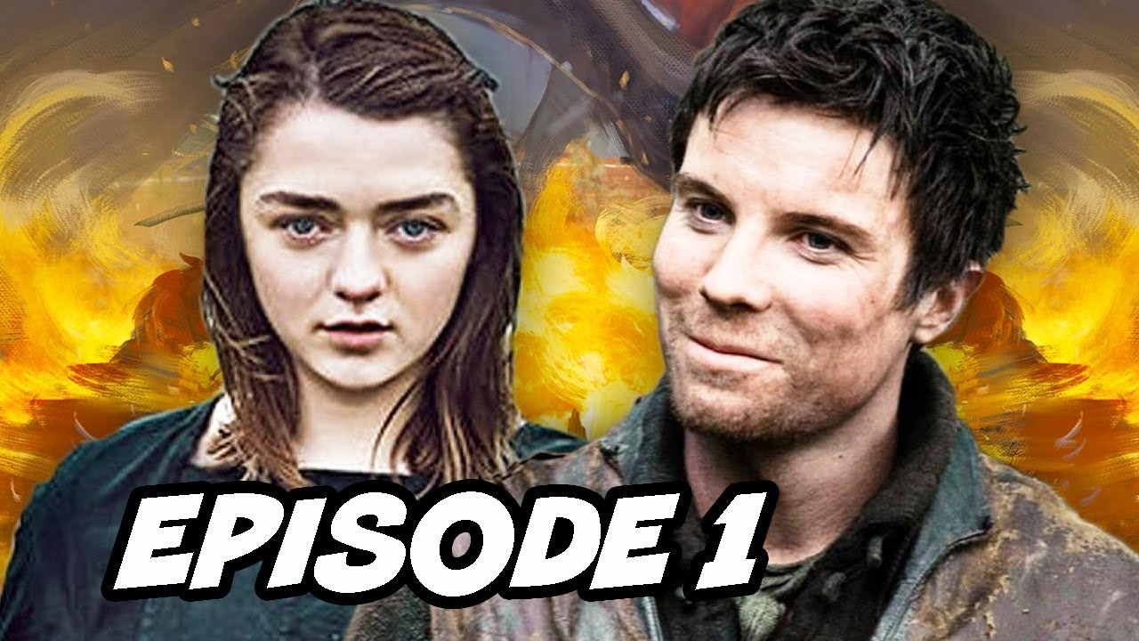 Game Of Thrones Episode 8 Preview