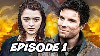 Game Of Thrones Season 8 Episode 1 Preview Easter Eggs Breakdown