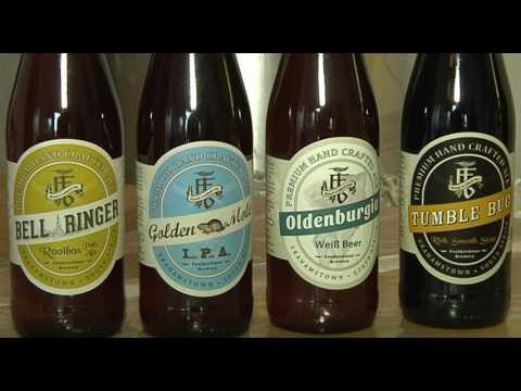 Featherstone Brewery - craft beer my bru