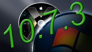 How To Install Mac OS X Lion 10.7.3 Retail On Intel/AMD PC (Image Download)