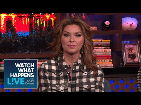 Shania Twain's Thoughts On Taylor Swift Getting Political | WWHL