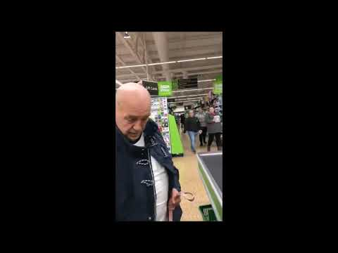 Racist incident in ASDA Crewe - 27/10/18