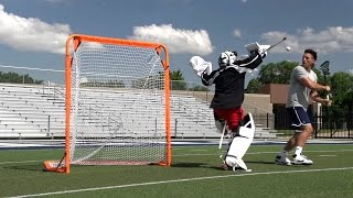 Dude Perfect x Paul Rabil: Lacrosse Meets Trickshots