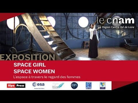 Conference - Expo - SPACE GIRL SPACE WOMEN