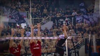 Τελικοί Volley League Ανδρών, ΠΑΟΚ - Φοίνικας Σύρου, 4ος αγώνας 28/4!