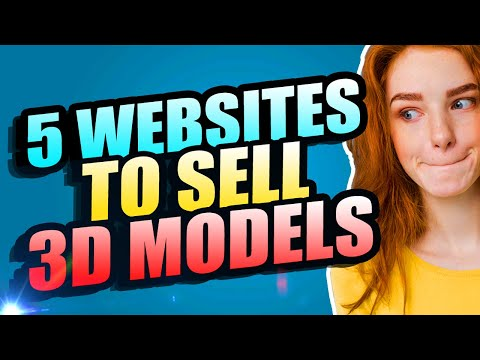 How to make passive income by selling 3d models online | legit methods with payment proof
