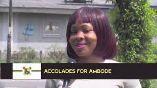 ACCOLADES FOR AMBODE 1