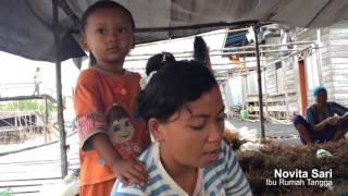 Pendapat Novita Sari  tentang Indonesia