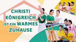Lobpreis Tanz | Christi Königreich ist ein warmes Zuhause | Wir treten vor den Thron Gottes