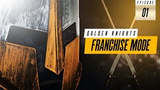 NHL 18 Franchise Mode | Vegas Golden Knights ep 1 - EXPANSION DRAFT