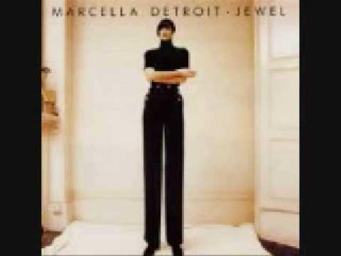 MARCELLA  DETROIT   THE ART OF MELANCHOLY   DEL CD  DE 1994  JEWEL