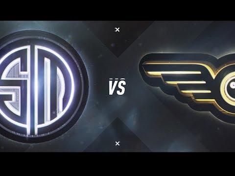 TSM vs FLY - NA LCS Week 4 Day 2 Match Highlights (Summer 2017)