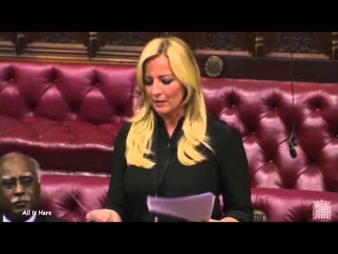 Mone Quotes Whitney Houston In Lords Speech