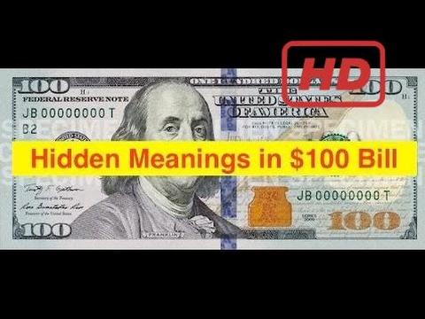Hidden Meanings in the New $100 Bill (Bix Weir)
