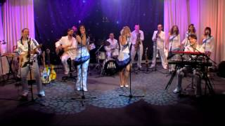 ABBA WORLD Revival - TV Show: Fernando, Gimme Gimme, Lay All Your Love On Me, Dancing Queen