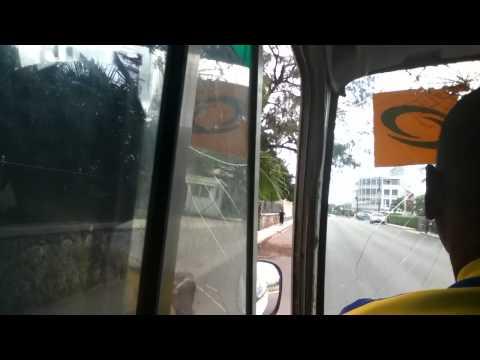 Tonga Bus to the Airport 1
