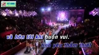 [Karaoke] Người Tôi Yêu Remix - Cao Trung (full beat)