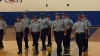 Conroe High School Army JROTC Skills Meet