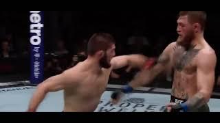 Khabib Nurmagomedov Takes Revenge Pounding Conor McGregor | UFC 229